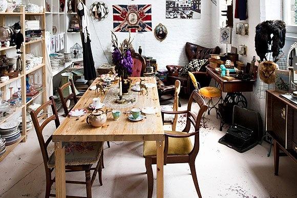 The home of Angel Adoree (Paul Raeside)