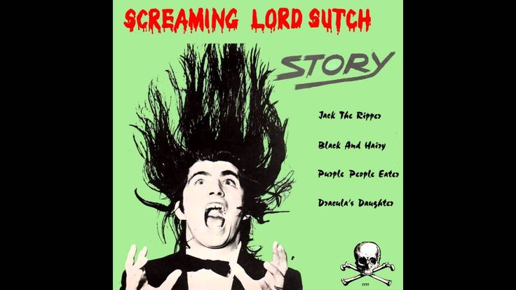 Screaming Lord Sutch - Monster In Black Tights / 1963 - YouTube