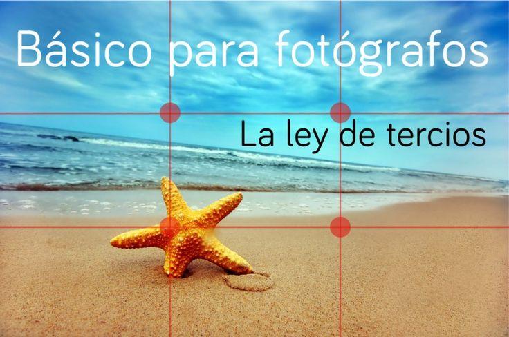 Básico para fotógrafos: La ley de los tercios
