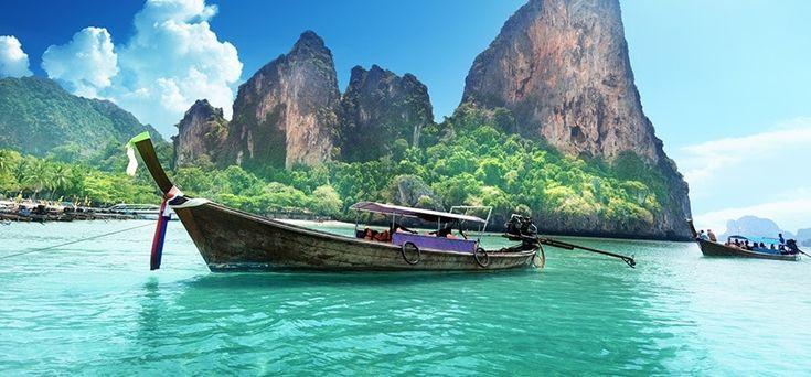 Matkustus Thaimaa