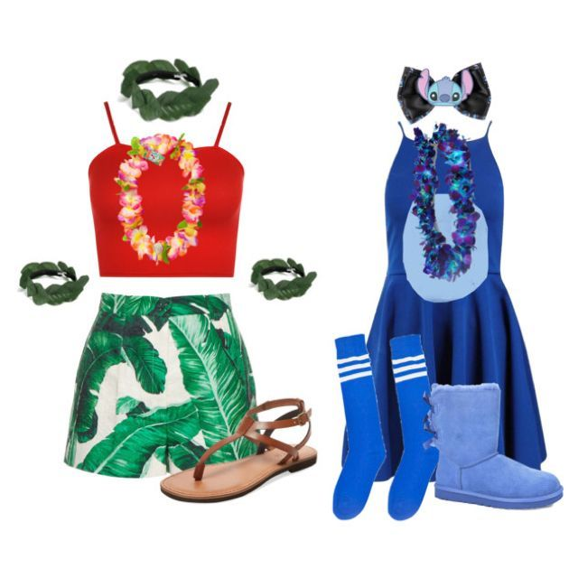 25 Best Ideas About Lilo And Stitch Costume On Cute Group Halloween Costumes Stitch Halloween Costume Halloween Outfits