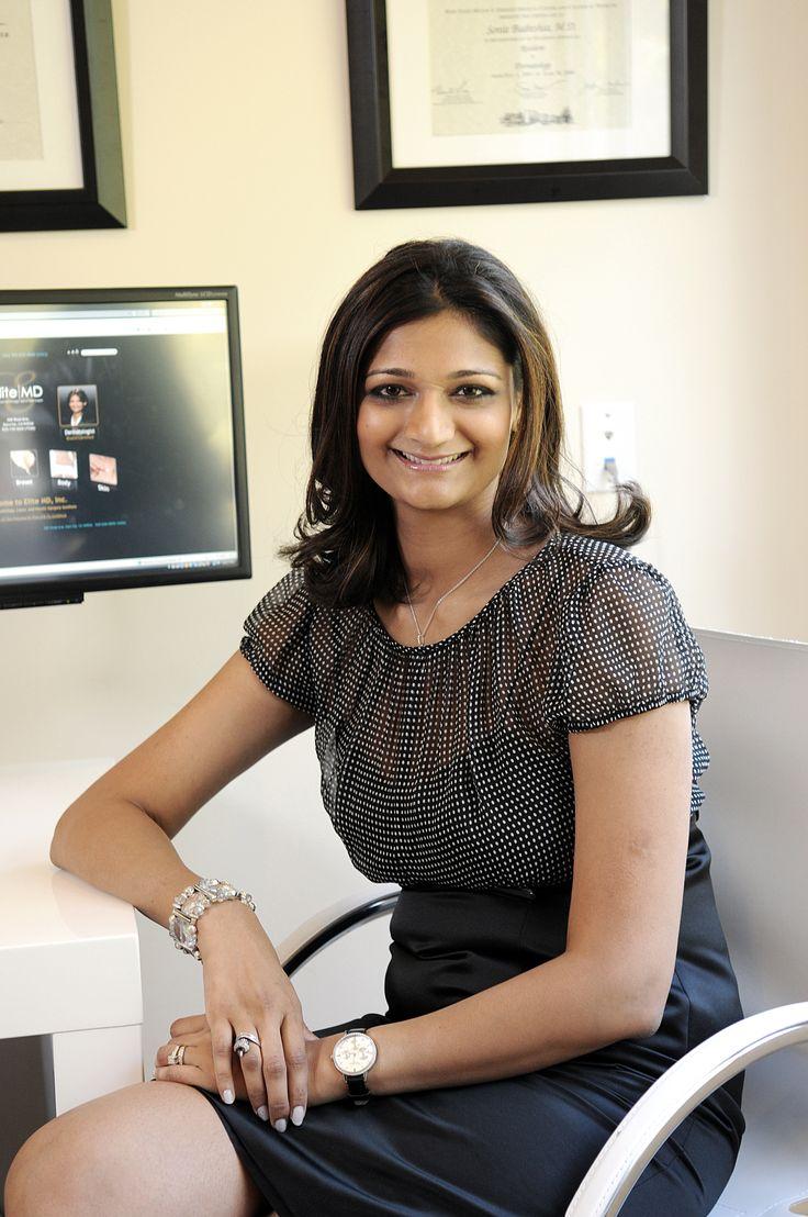 Sonia BadreshiaBansal, MD is a Board Certified
