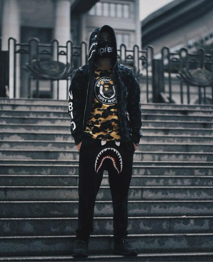 45 best Bape images on Pinterest | Hypebeast Outfits and Street fashion