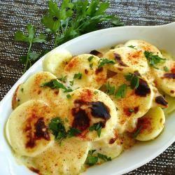 Eggs Mornay @ allrecipes.com.au
