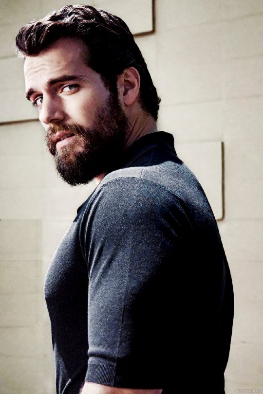 """People think I'm like Superman all day long, that I'm stoic. I mean, I try to do the right thing most of the time, but I also enjoy a good mistake now and then."" Henry Cavill, Men's Health Magazine, September 2015. Photography by Patrik Giardino."
