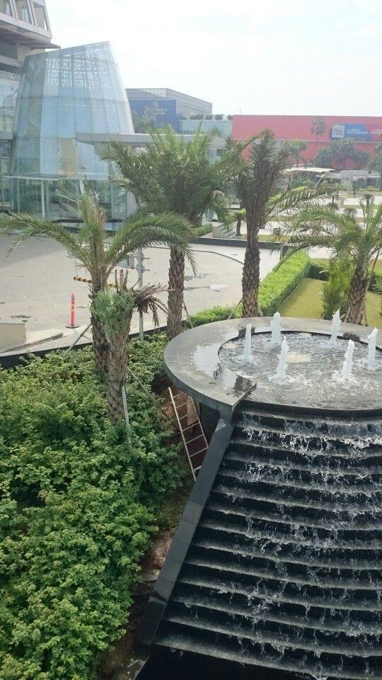 Air Mancur Margo Hotel