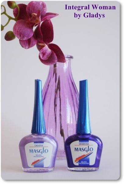 Esmaltes Creativa y Vanidosa de Masglo
