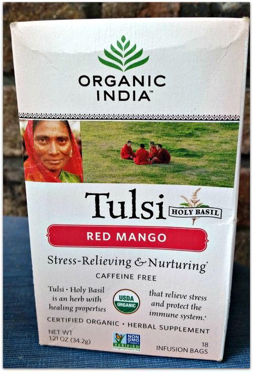 Organic India Tulsi Teas | Simply Sherryl