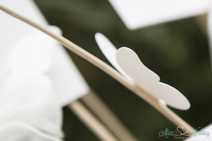 #matrimonio #dettagli #farfalle #scenografie #catering