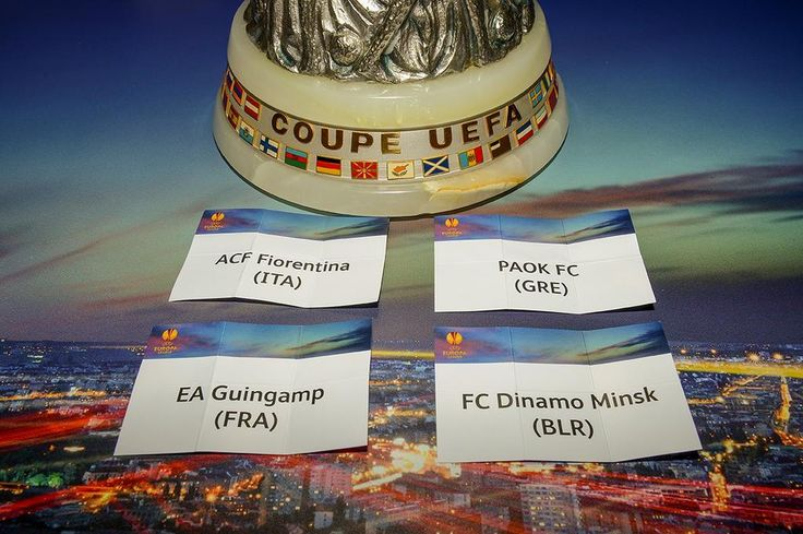 Ο όμιλος του ΠΑΟΚ στο Europa League