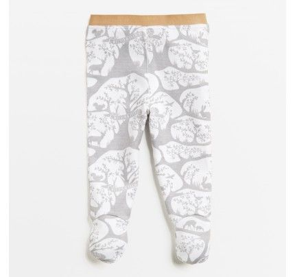 Forest Frolic Legging With Feet from Wilson & Frenchy's AW16 collection, available from Baby Dino here: http://www.babydino.com.au/shop-by-collection/wilson-frenchy-aw16.html