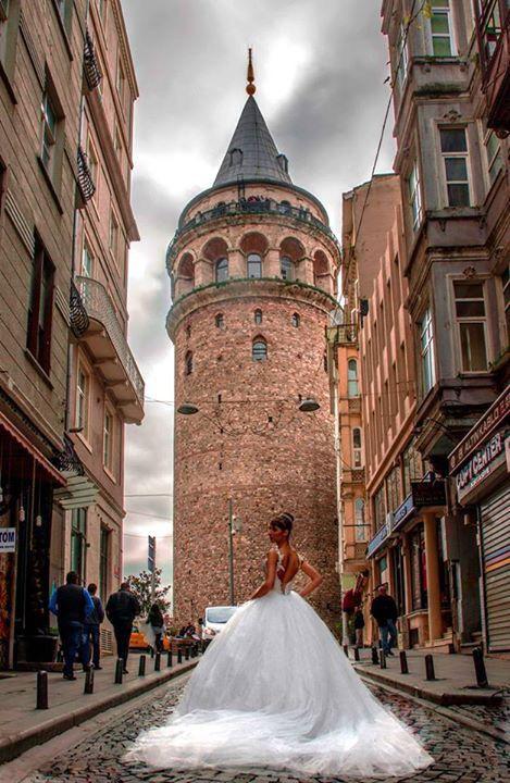Galata Tower. İstanbul. By Uğur Alpay