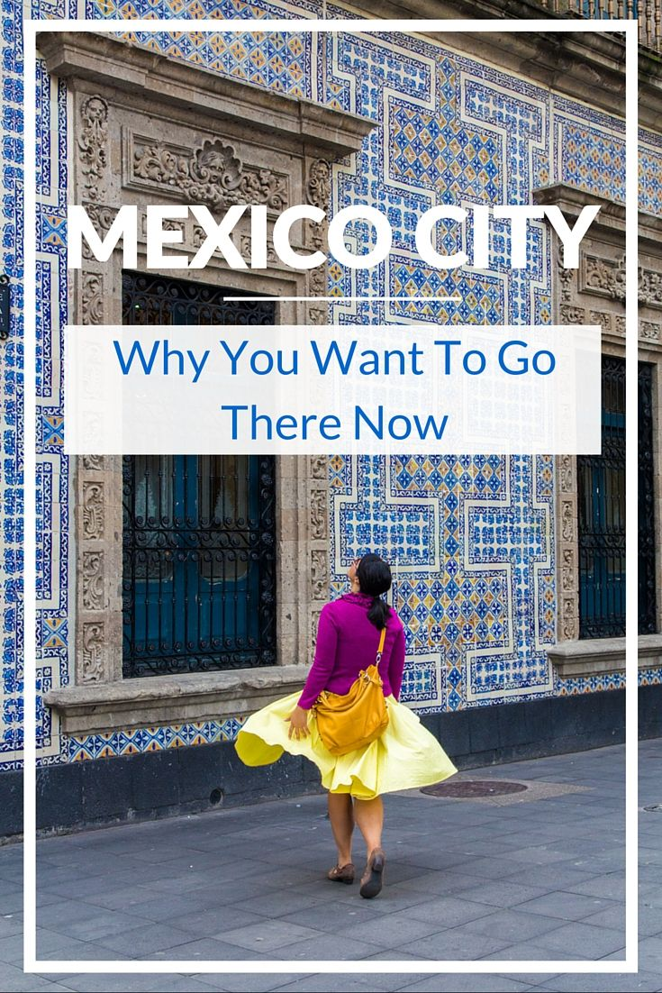 Mexico City really impressed me. Here's why.
