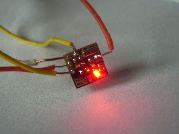 tinydino-smallest arduino clone
