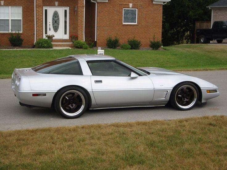 C4 Corvette For Sale Houston Tx: C4 Corvette Lowered