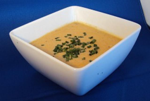 cauliflower cheese soup - Photo © Laura Dolson