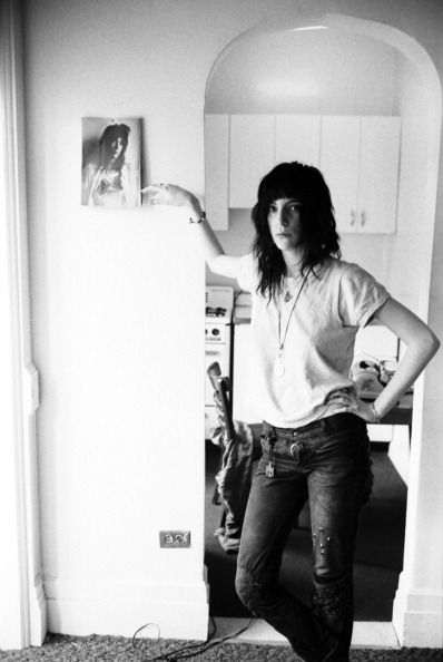 patti smith at the chelsea hotel, new york city, 1971.