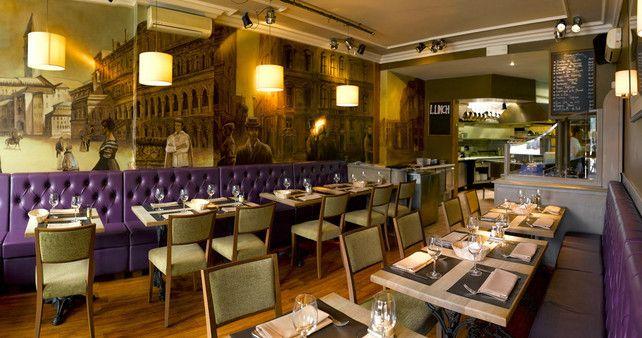 Dit zijn de beste Italiaanse restaurants in Vlaanderen en Brussel: Heldenplein 10, 1930 Zaventem. www.serenata.be