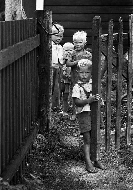 Kaunissaari Caj Bremer1957