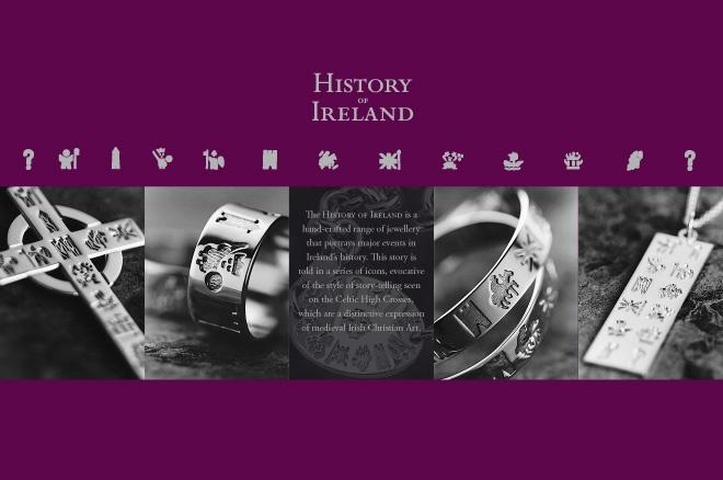 History of Ireland Jewellery