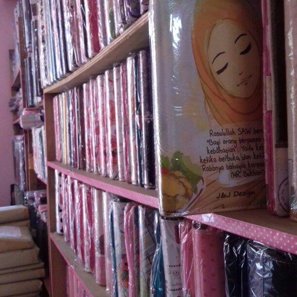 Koleksi binder muslimah
