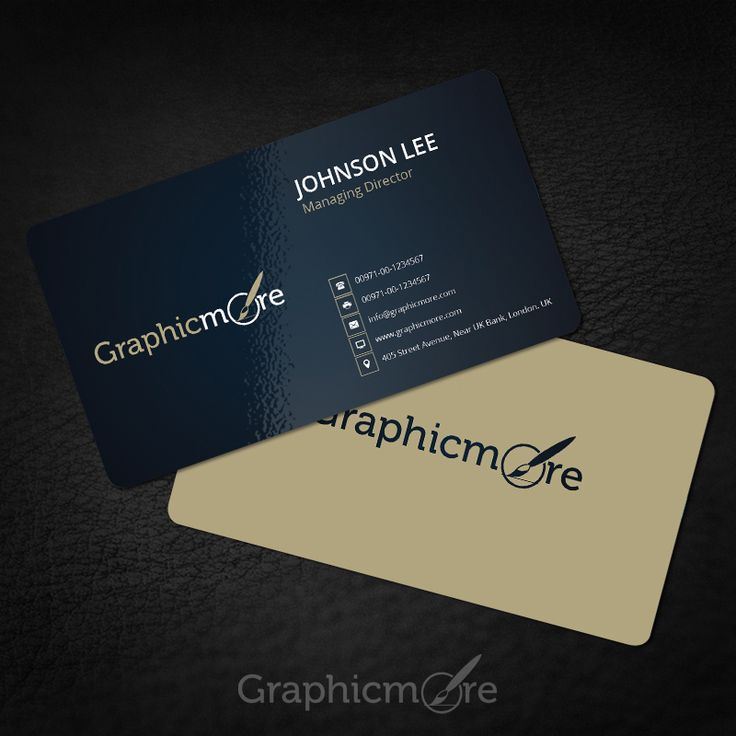 Rounded Black Yellow Business Card Template Mockup Design Free Ps Business Card Mock Up Vertical Business Card Template Photography Business Cards Template