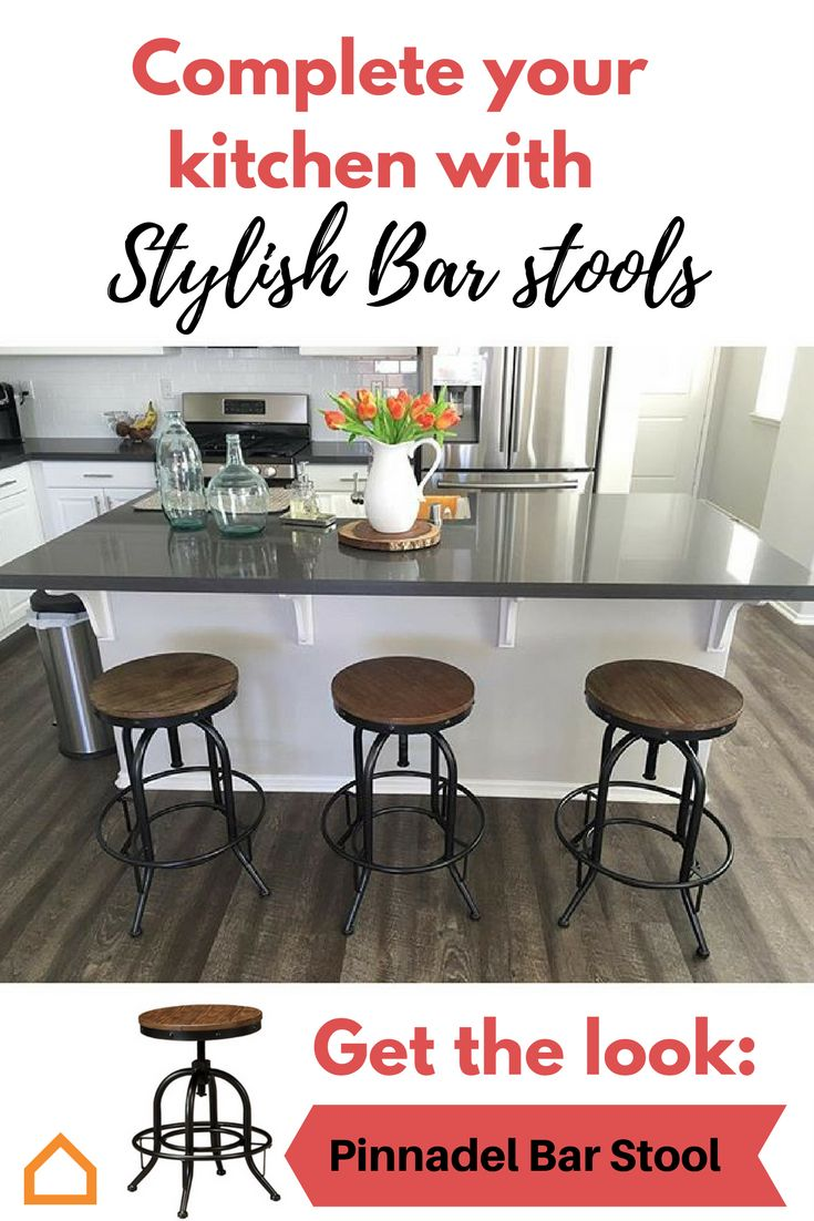 Bar Stools Are An Easy Way To Showcase Your Style Whether Youre Searching For A Or Feel Make Sure Measure And Get The Right Height