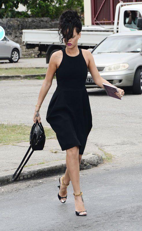 Black Dress For Funeral