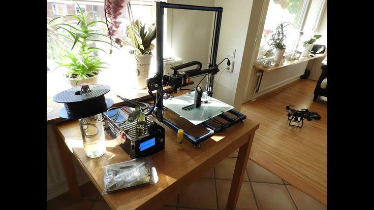 HC maker 7 👌 3D printer review