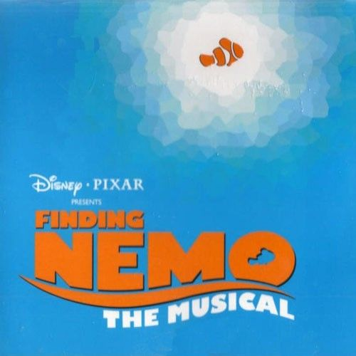 Finding Nemo: The Musical Soundtrack, Disney Shopping, Disney Merchandise, Disney Products | Magical Definition