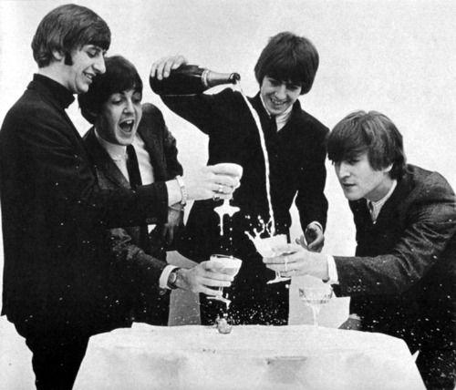 The Beatles - Celebrando