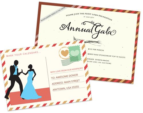 "43 Best ""Save The Date"" Email Invitations For Nonprofits Images On"