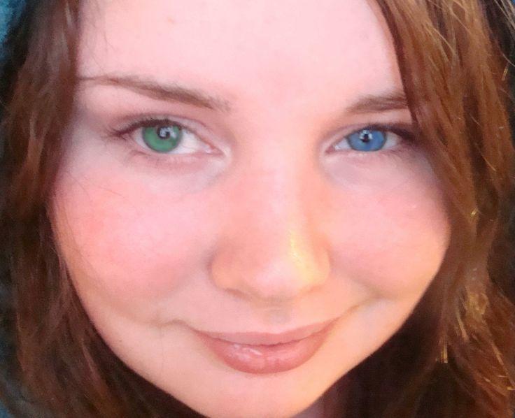 Pin by Colleen Joslin on heterochromia   Pinterest   Eyes ...