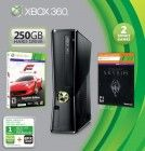 Xbox 360 250GB Holiday Value Bundle  The complete Xbox 360 experience, including the controller-free fun of Kinect, and now for a limited time get three games and a one-month trial for Hulu and Epix. Jump, dance, and get your whole body in the game with the unique experience of Kinect.
