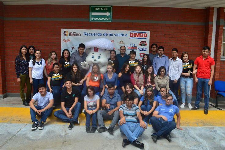 Con la finalidad de cumplir con la formación integral de los y las estudiantes, alumnos de la especialidad de Desarrollo de Negocios área Mercadotecnia...