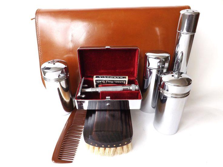 Miniature safety razor boxed laurel ladies boudoir wet