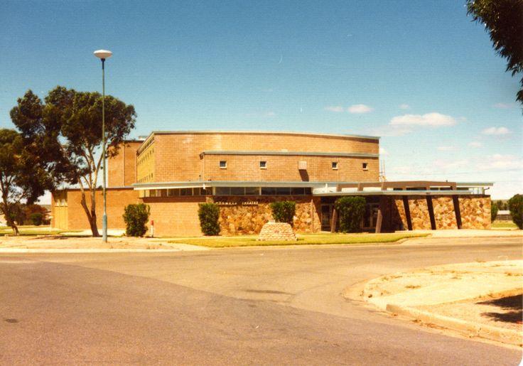 Woomera Theatre 1974