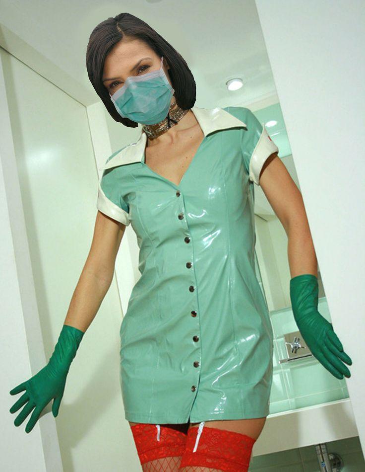 Фетиш девушки в медицинских перчатках фото с контакта — photo 14