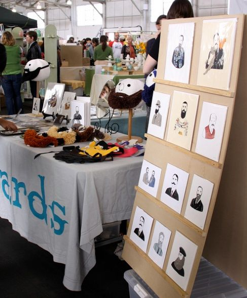 Beards - Renegade Craft Fair