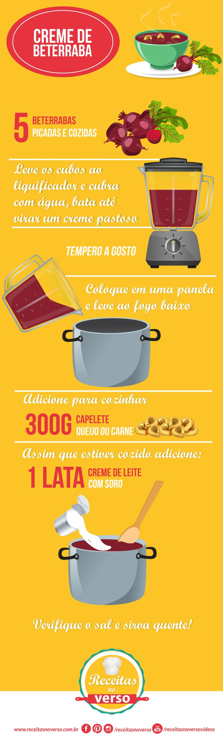 CALDO DE BETERRABA