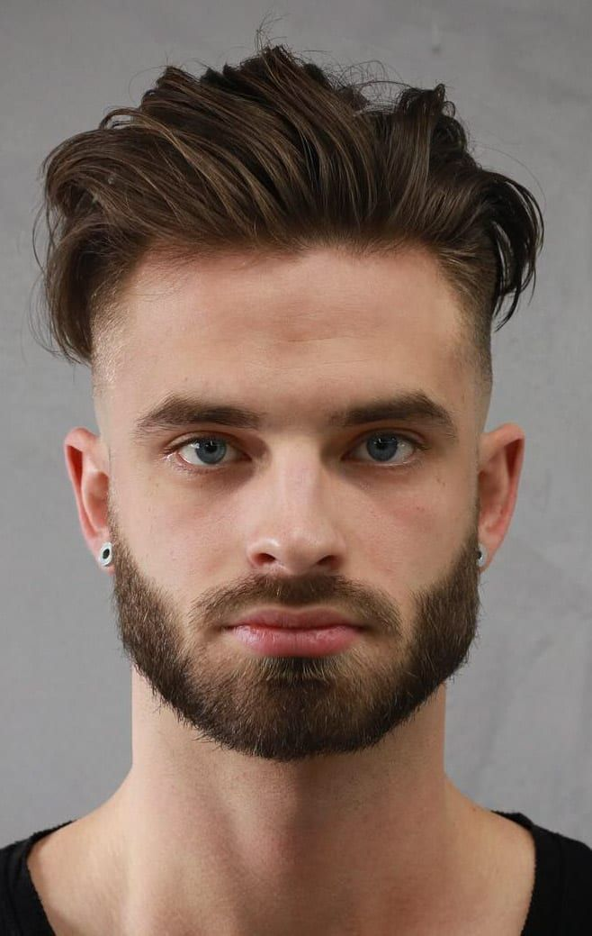 20 Haircuts For Men With Thick Hair High Volume Cool