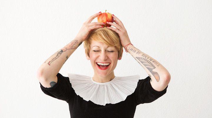 Sophia Hoffmann über vegane Eisherstellung - AllyouneedFresh Magazin