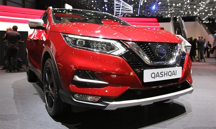 2nd Facelift Generation Nissan Price Qashqai Nissan Qashqai Facelift 2 Generation 2017 Preis With The Nis Nissan Qashqai Nissan Facelift