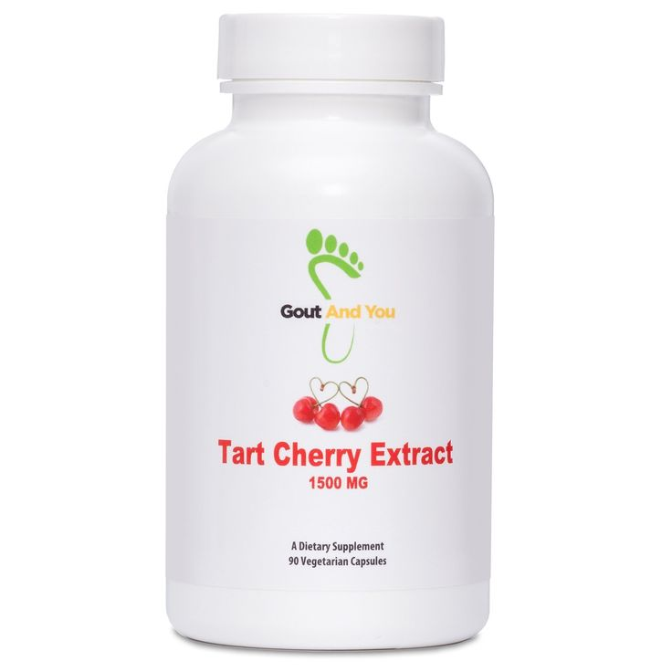 Tart Cherry Extract by GoutandYou - Highly Potent- 1500 mg - 90 Caps * Tried it! Love it! Click the image. : Healthy Herbal Supplements