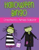 Halloween Bingo Freebie #halloween Bingo Freebie
