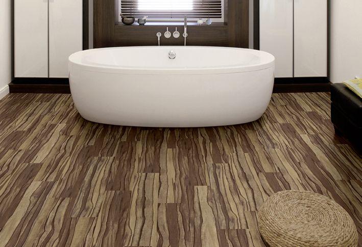 Expona Domestic - první vinylové podlahy (vinyl), bez ftalátů - emisní certifikát AIR INDOOR COMFORT GOLD. Díky své nízké montážní výšce jsou mimořádně vhodné pro podlahové topení. V kolekci naleznete jak dekory dřeva, tak dekory dlažby