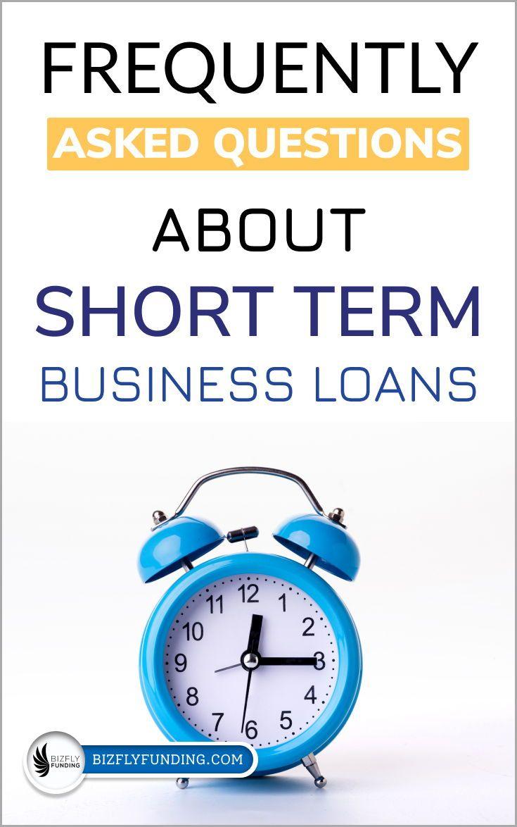 The Advantages And Disadvantages Of Short Term Business Loans In 2020 Business Loans Small Business Loans Term