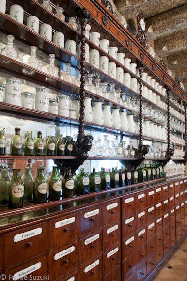 Pharmacy Museum ~ The European Quartet Blog in English