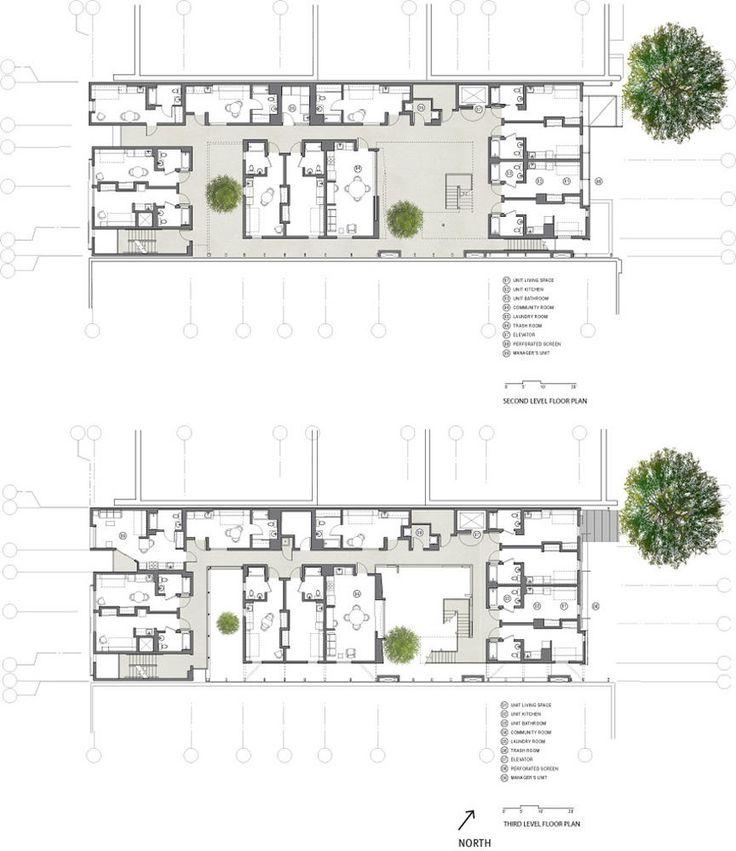 Mixed Use Development Ground Floor Plan Google Search