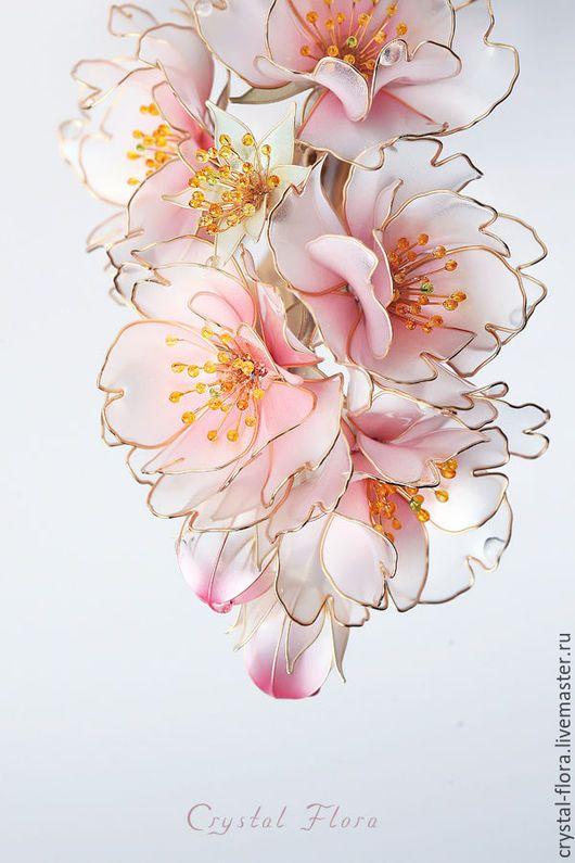 Kanzashi, sakura